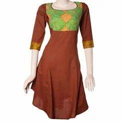 Jaipuri Printed Slim Kurti