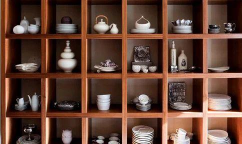 Kitchen Interior Design - Crockery Unit Design Manufacturer from ...