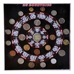 25 Countries Coins