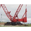 Manitowoc Lattice Boom Crawler Crane