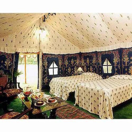 Stylish Cottage Tent