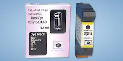 Black- Dye CQ IDXX-D Printer Cartridge