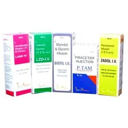 IV Fluid Range Products