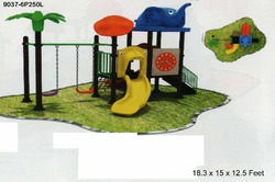Outdoor Play Equipments