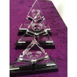 Crystal Triangle Trophy