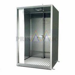 Cabinet Safety Shower