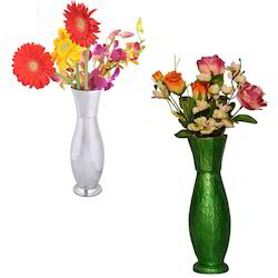 Decorative Silver Plated Flower Vase