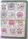 Madhubani Design Printed Handmade Paper Journal