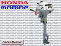 Honda Obm 2hp Outboard Engines
