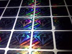 Ready Made Hologram Stickers