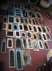 Small Mirror Frame