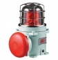 Explosion-Proof Warning Light with Bell