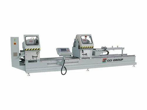 Double Mitre Saw - CNC
