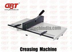 Manual Creasing Machine
