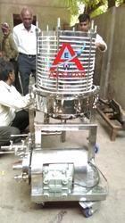 Alcohol Filter Press Filtration Machine