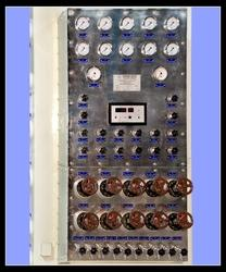 Industrial Gas Plant Panel Board