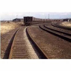 Cement Plant Rails