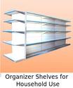 Organizer Shelves for Household Use