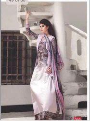 Transend Fashion Long Dress Pakistani