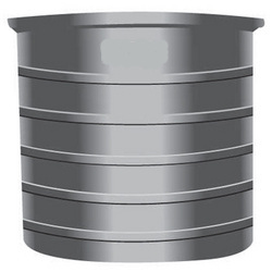PVC Cylindrical Vertical Tanks