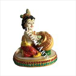 Marble Bal Gopal Statues