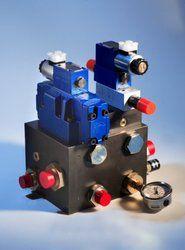 hydraulic manifold valve