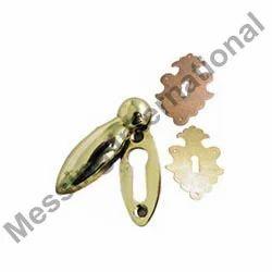 Brass Key Holes