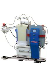 Electro Pneumatic Shirts Finishing Machine