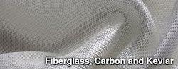 S Glass + Kevlar Cloth