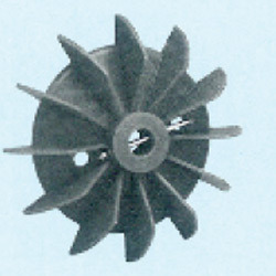 Plastic Fan Suitable For  71 Frame Size