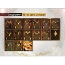 gragalakshmi 43 pcs jewel collections