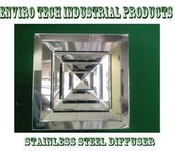 Stainless Steel Diffuser / S.S. Diffusers