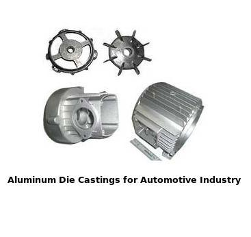 Aluminum Die Castings for Automotive Industry