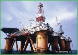 Offshore Drilling Rings