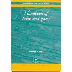 Handbook of Herbs and Spices (Volume 1)