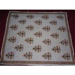 Handmade Jaipuri Printed Stole Cotton Voile Neck Scarf