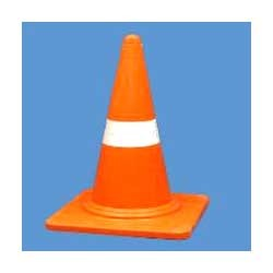 Red Base Traffic Cones