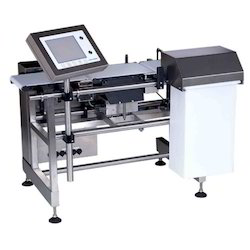 Check Weigher Machine