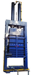 Coir & Cotton Baling Press-Box Type