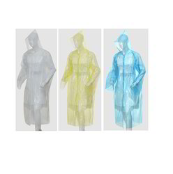 Disposable Rain Coat Rain Suit