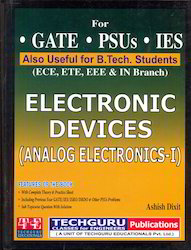 GATE PSUs IES Electronic Devices Anthropology Books