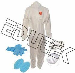 Heavy Ebola  Virus  Protection  Kit