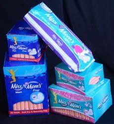 Miss N Mom's Sanitary Napkin Pad