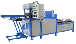 Paper Plate Making Machine - Full Automatic (Roller Type)