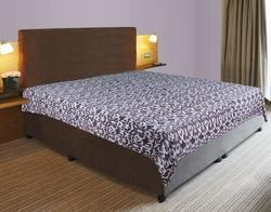 Kantha Gudari Ekat Design Cotton Bed Cover