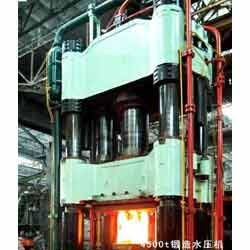 Die Oil Hydraulic Forging Press