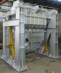 Induction Furnace for Continuous Casting Plant