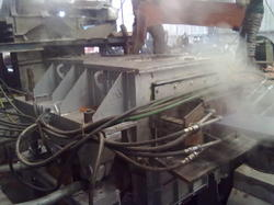 Horizontal Continuous Oxygen Free Copper Strip Casting Machine