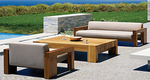 Stylish Wooden Sofa Sets Best Modern Set