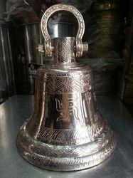 Brass Mandir Ghanti